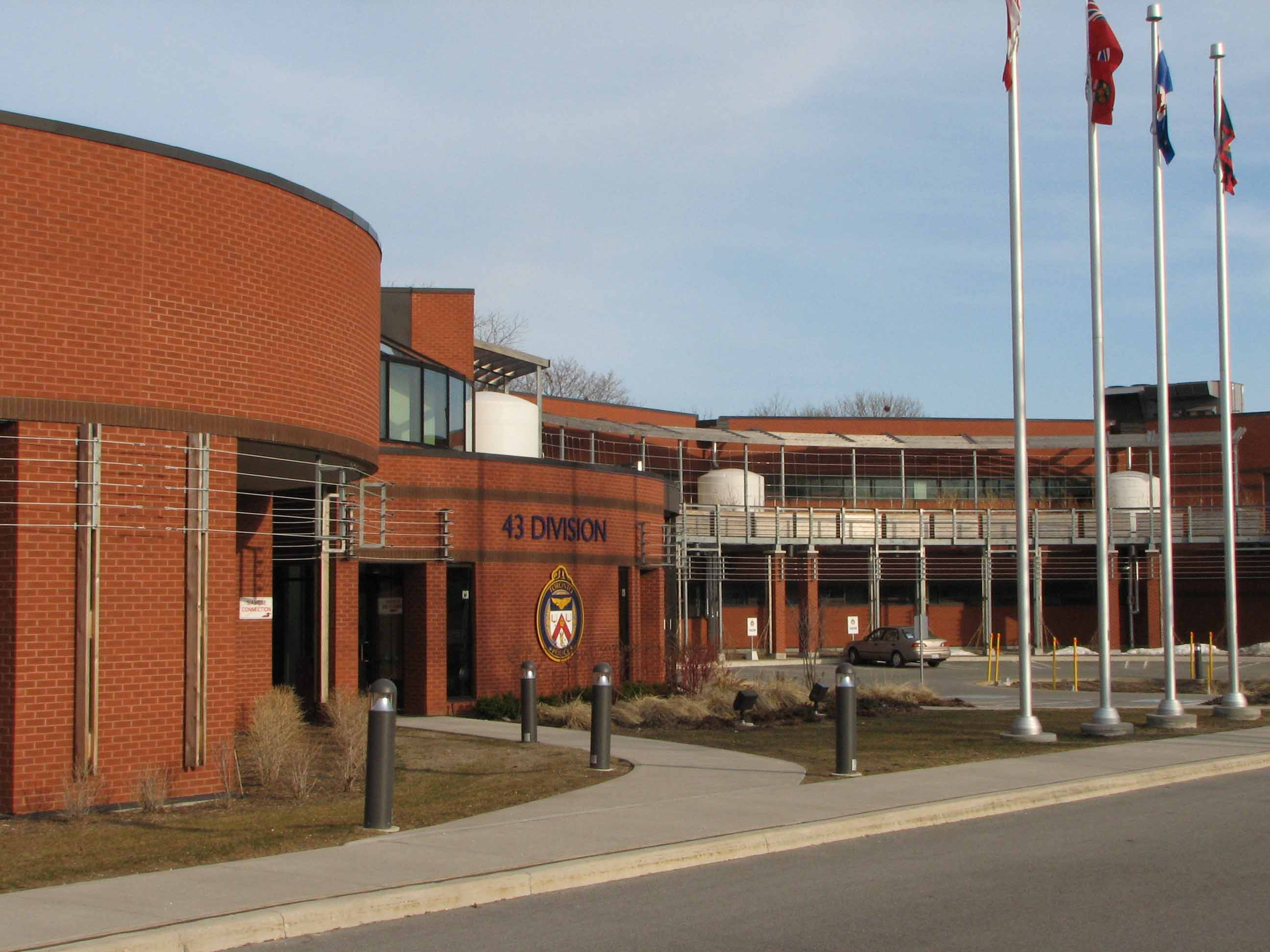 23 And 43 Division Police Stations In Etobicoke And
