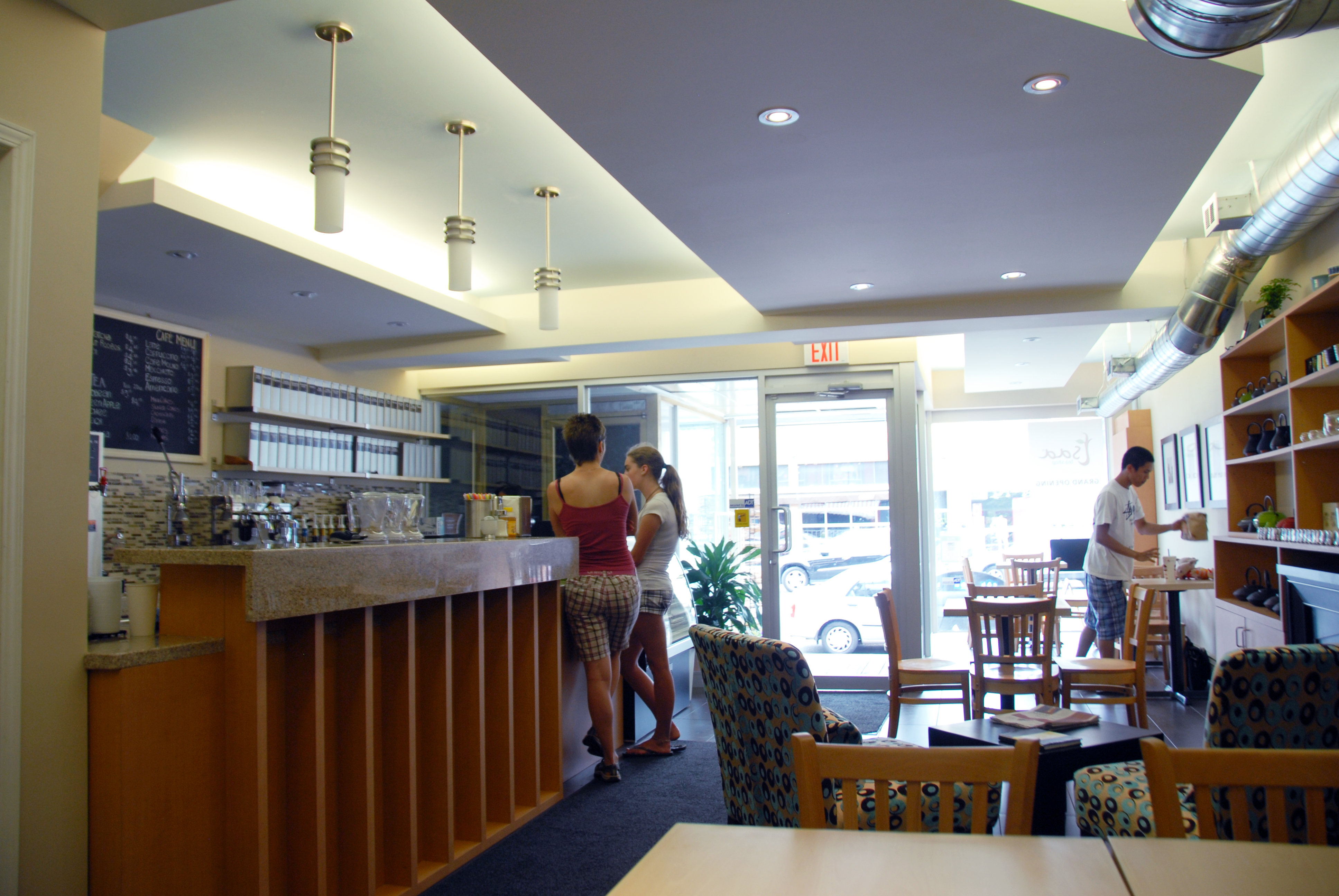 tea shop and pastry store  u00ab lowell lo design inc  architect