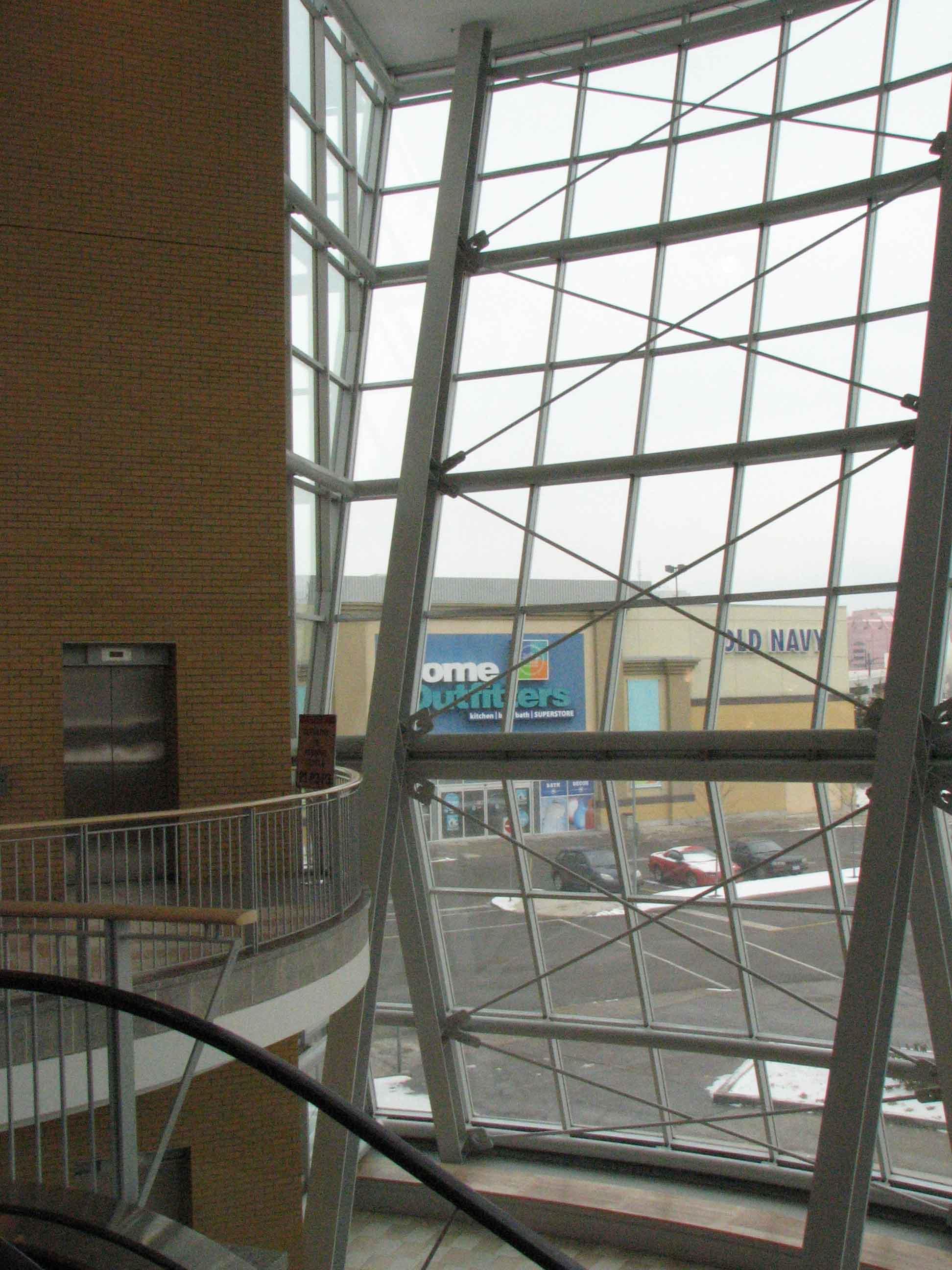 square one shopping centre addition  u00ab lowell lo design inc