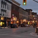 Downtown Peterborough