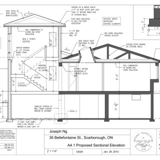 ICF walls Double Bedroom Addition